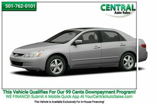 2005 Honda Accord LX | Hot Springs, AR | Central Auto Sales in Hot Springs AR