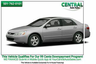 2005 Honda Accord LX | Hot Springs, AR | Central Auto Sales in Hot Springs AR
