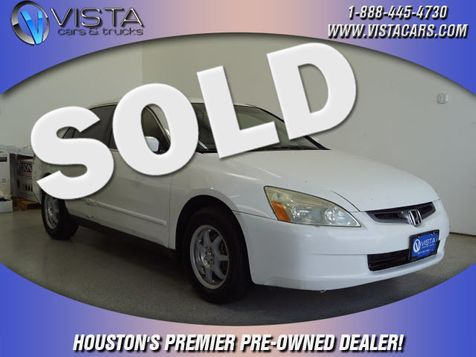 2005 Honda Accord LX in Houston, Texas