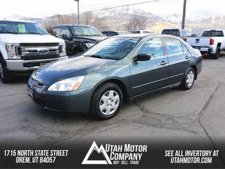 2005 Honda Accord LX in Orem, Utah 84057
