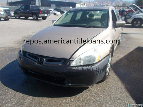 2005 Honda Accord EX-L V6 in Salt Lake City, UT