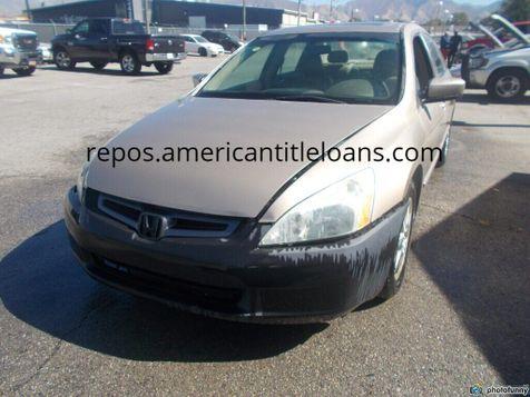 2005 Honda Accord EX-L V6 in Salt Lake City, UT