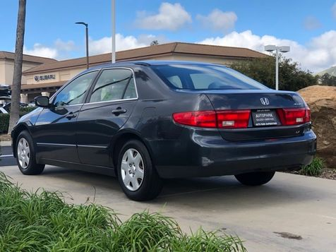 2005 Honda Accord LX   San Luis Obispo, CA   Auto Park Sales & Service in San Luis Obispo, CA