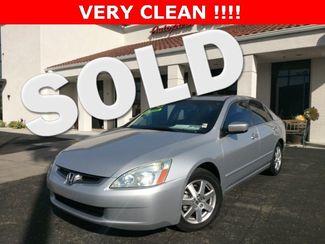 2005 Honda Accord EX-L V6   San Luis Obispo, CA   Auto Park Sales & Service in San Luis Obispo CA