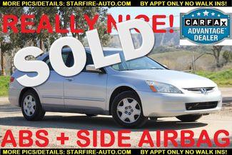 2005 Honda Accord LX Santa Clarita, CA