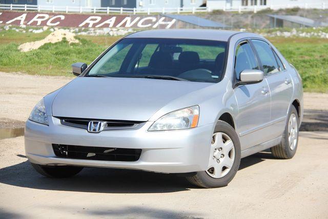 2005 Honda Accord LX Santa Clarita, CA 4