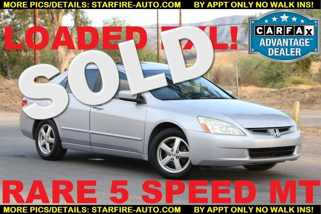 2005 Honda Accord EX-L Santa Clarita, CA