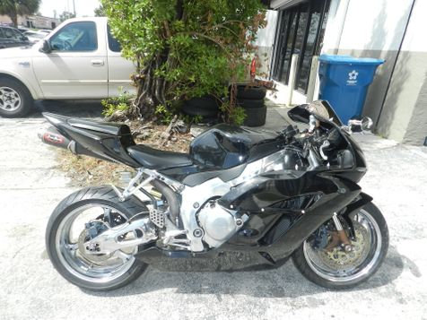 2005 Honda CBR1000 RR CBR1000RR  CBR1000 Custom! Many Extras! in Hollywood, Florida