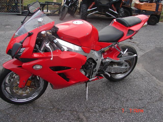 2005 Honda CBR1000 Spartanburg, South Carolina 1
