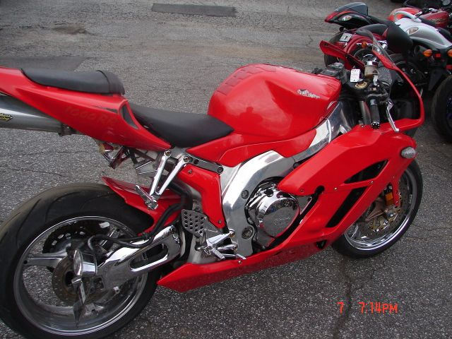 2005 Honda CBR1000 Spartanburg, South Carolina 4