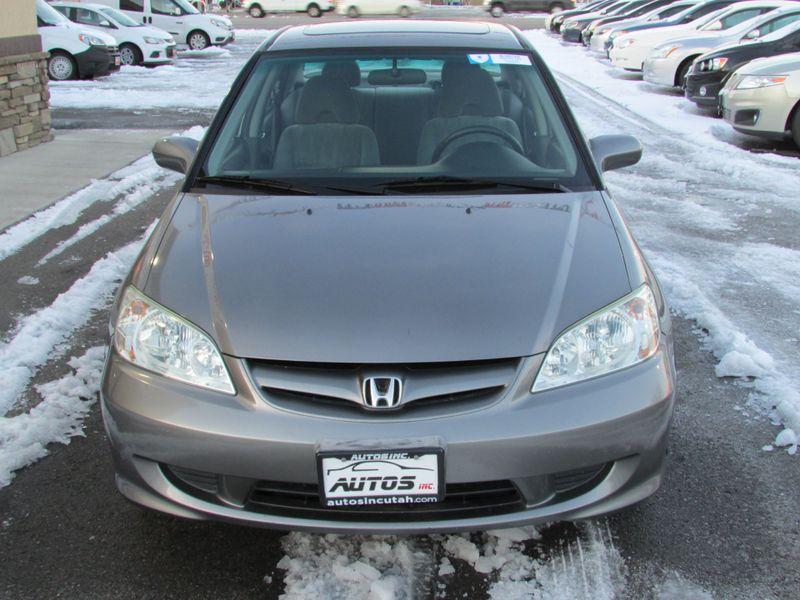 2005 Honda Civic EX Sedan  city Utah  Autos Inc  in , Utah