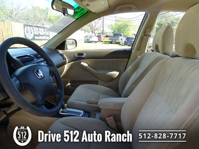 2005 Honda Civic LX in Austin, TX 78745