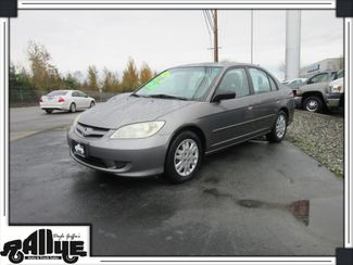 2005 Honda Civic LX 4Dr in Burlington WA, 98233