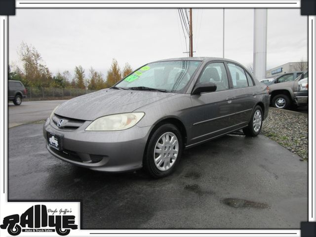 2005 Honda Civic LX in Burlington WA, 98233