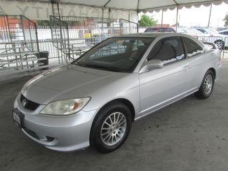 2005 Honda Civic EX SE Gardena, California