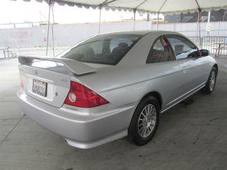 2005 Honda Civic EX SE Gardena, California 2