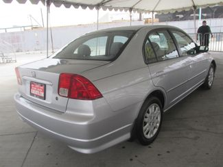 2005 Honda Civic LX Gardena, California 2