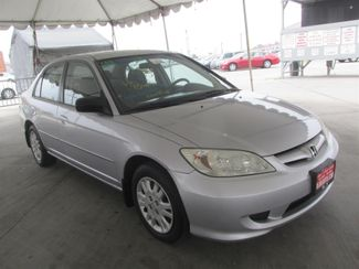 2005 Honda Civic LX Gardena, California 3