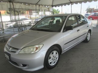 2005 Honda Civic VP Gardena, California