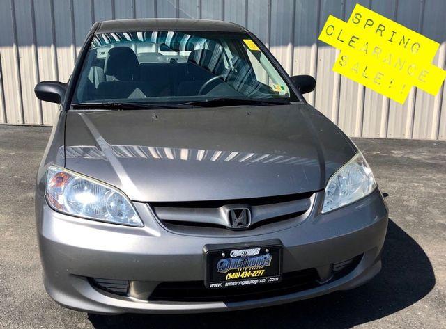 2005 Honda Civic LX One Owner