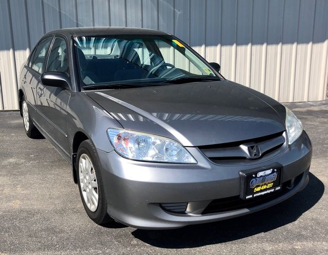 2005 Honda Civic LX One Owner