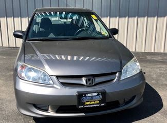 2005 Honda Civic LX SSRS in Harrisonburg, VA 22801
