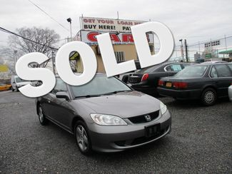 2005 Honda Civic EX Jamaica, New York 0