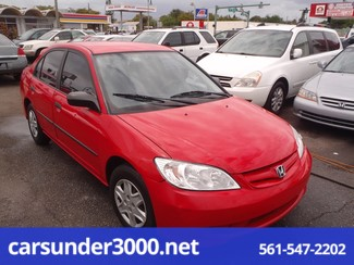 2005 Honda Civic VP Lake Worth , Florida