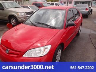 2005 Honda Civic VP Lake Worth , Florida 1
