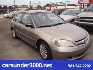 2005 Honda Civic LX Lake Worth , Florida 1