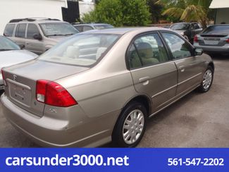 2005 Honda Civic LX Lake Worth , Florida 2