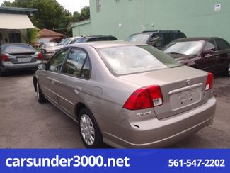 2005 Honda Civic LX Lake Worth , Florida 3