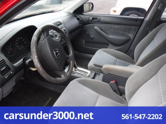 2005 Honda Civic VP Lake Worth , Florida 4