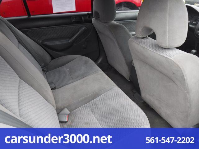 2005 Honda Civic VP Lake Worth , Florida 7