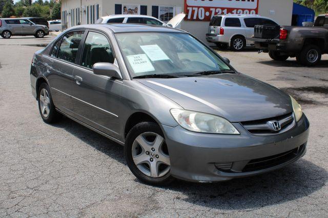 2005 Honda Civic EX SSRS