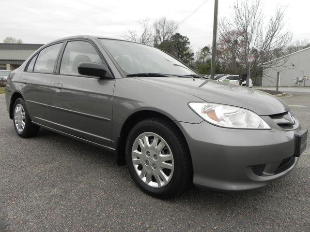 2005 Honda Civic LX 5-Speed