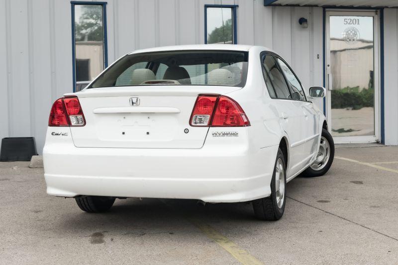 2005 Honda Civic Hybrid in Rowlett, Texas