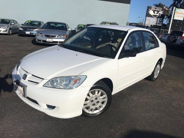 2005 Honda Civic LX in San Diego, CA 92110