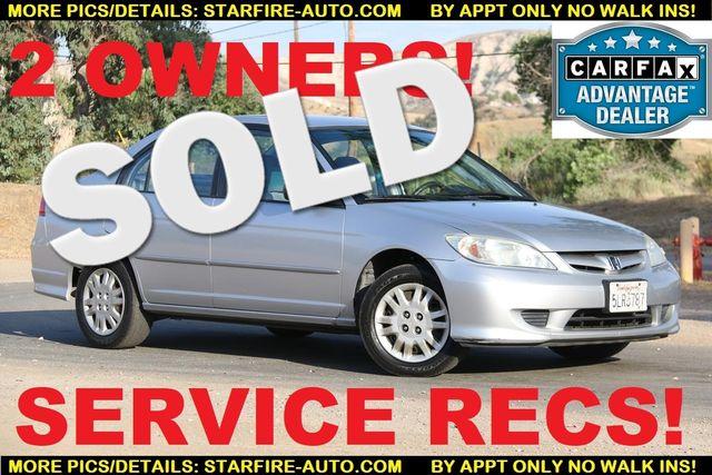 2005 Honda Civic LX Santa Clarita, CA