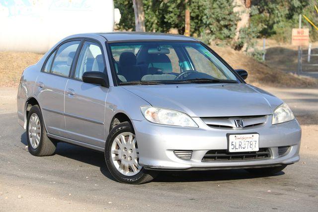 2005 Honda Civic LX Santa Clarita, CA 3