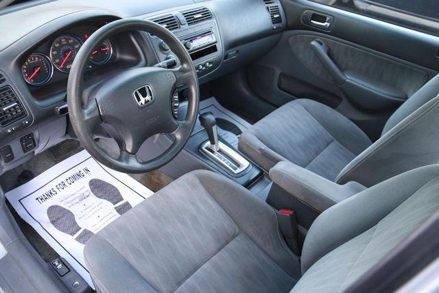 2005 Honda Civic LX Santa Clarita, CA 8