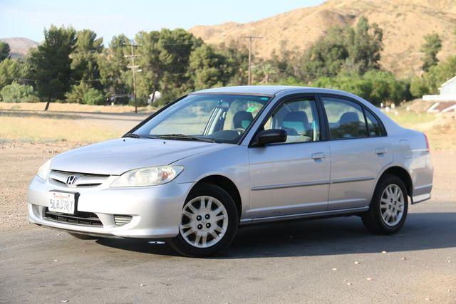2005 Honda Civic LX Santa Clarita, CA 1