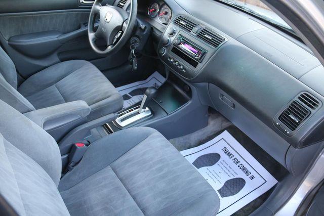 2005 Honda Civic LX Santa Clarita, CA 9