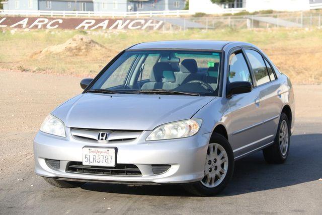 2005 Honda Civic LX Santa Clarita, CA 4