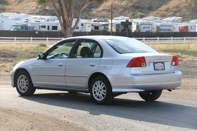 2005 Honda Civic LX Santa Clarita, CA 5