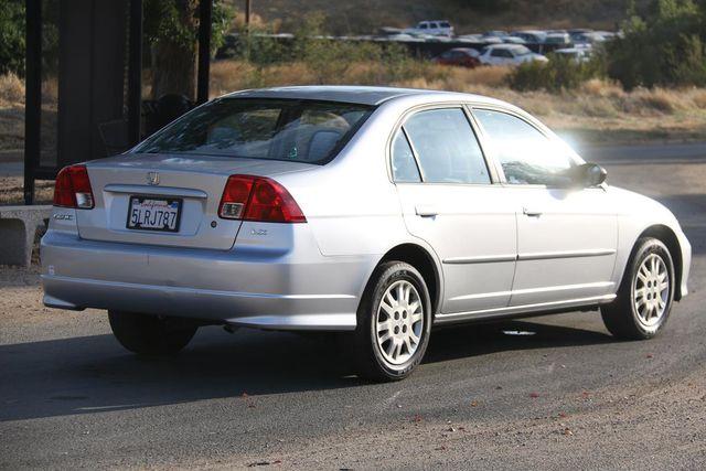 2005 Honda Civic LX Santa Clarita, CA 6