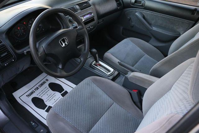 2005 Honda Civic VP Santa Clarita, CA 7