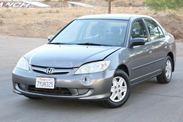 2005 Honda Civic VP Santa Clarita, CA 4