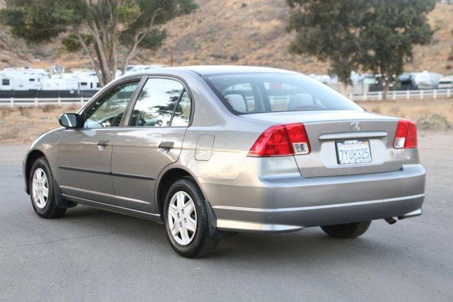 2005 Honda Civic VP Santa Clarita, CA 5
