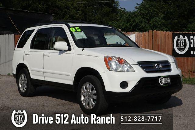 2005 Honda CR-V EX SE in Austin, TX 78745